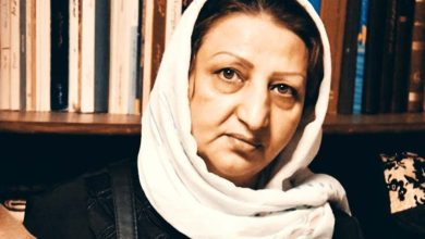 تصویر اجرای حکم حبس شهناز اکملی؛ مادر یکی از کشتهشدگان ۸۸