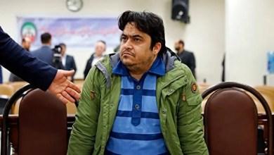 "Photo of روحالله زم اتهام ""افساد فیالارض"" علیه خود را رد کرد"