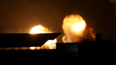 Photo of اسرائیل مواضع جهاد اسلامی در غزه و سوریه را بمباران کرد