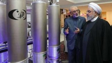 تصویر ادامه پنهانکاری هسته ای رژیم ایران یعنی جنگ