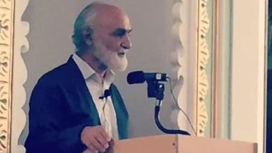 تصویر نامه کاک حسن امینی به سران سه قوه: همه زندانیان را آزاد کنید