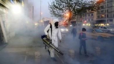 تصویر آمار رسمی کرونا در ایران و گزارشی از آنچه اتفاق افتاد