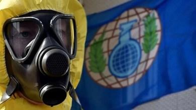 تصویر سازمان منع سلاح شیمیایی، ارتش رژیم بعثی اسد را، عامل حملات شیمیایی دانست