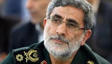 تصویر سفیر ایران در بغداد: سفر اخیر قاآنی ارتباطی به مذاکرات عراق و آمریکا نداشت