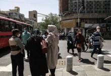 Photo of فاصلهگذاری اجتماعی در تهران دچار اختلال شده است