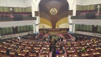 تصویر پارلمان افغانستان، طرح حمایت معیشتی حکومت را رد کرد