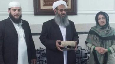 Photo of مولوی عبدالحمید خواستار مرخصی استعلاجی نرگس محمدی شد
