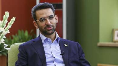 تصویر وزیر ارتباطات و فناوری اطلاعات ایران از درخواست رفع فیلتر توییتر خبر داد