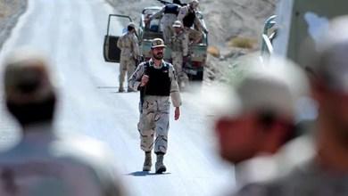 تصویر سپاه پاسداران از کشته شدن سه تن از نیروهای خود در سیستان و بلوچستان خبر داد