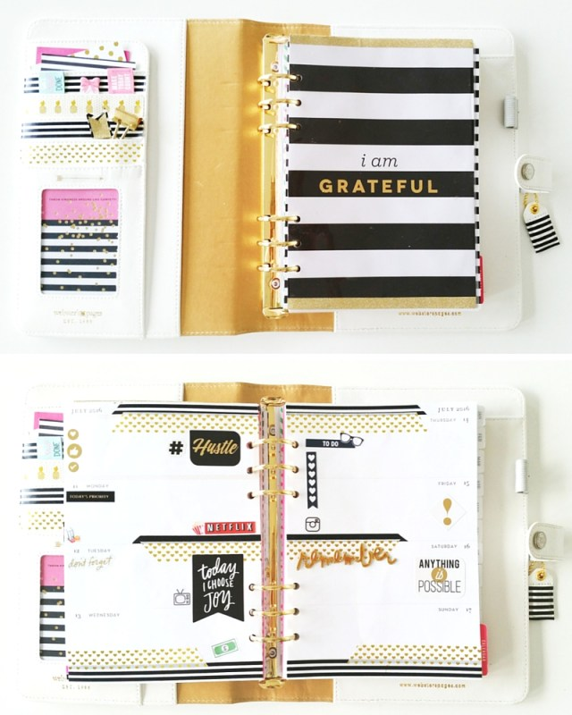 Chic Company planners 3