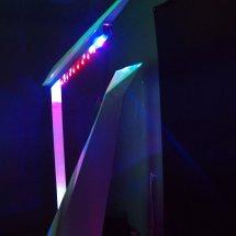 La harpe de lumière