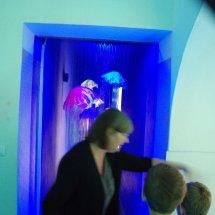 Le couloir de méduses