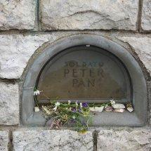 Tombe Peter Pan