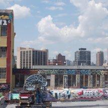 les graffitis à New York