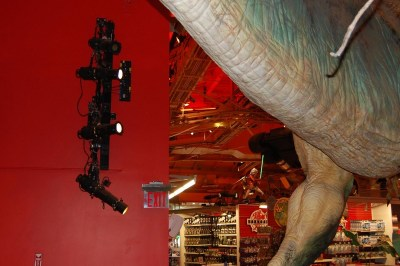 NY - le dinosaure sans trou de cul
