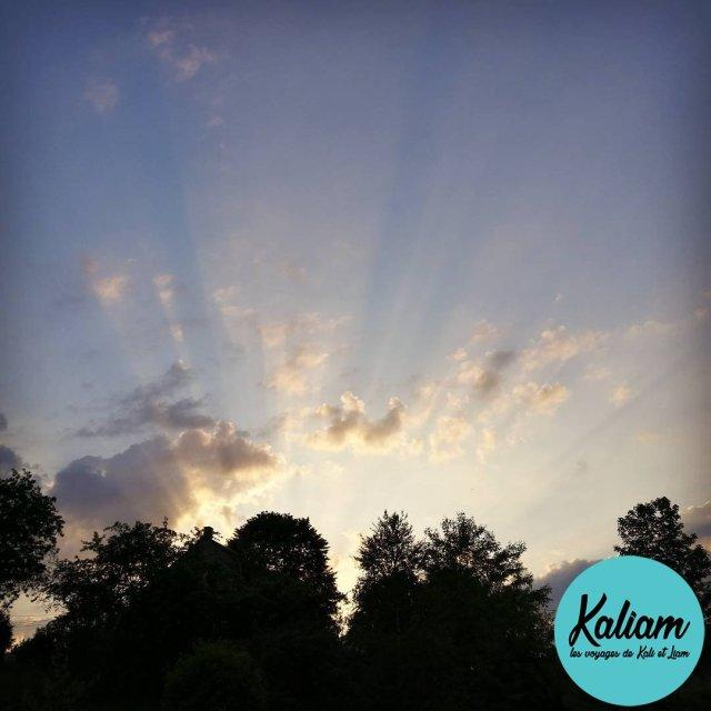 Il a fini journe lui aussi kaliamvoyages kaliam sun sunsethellip