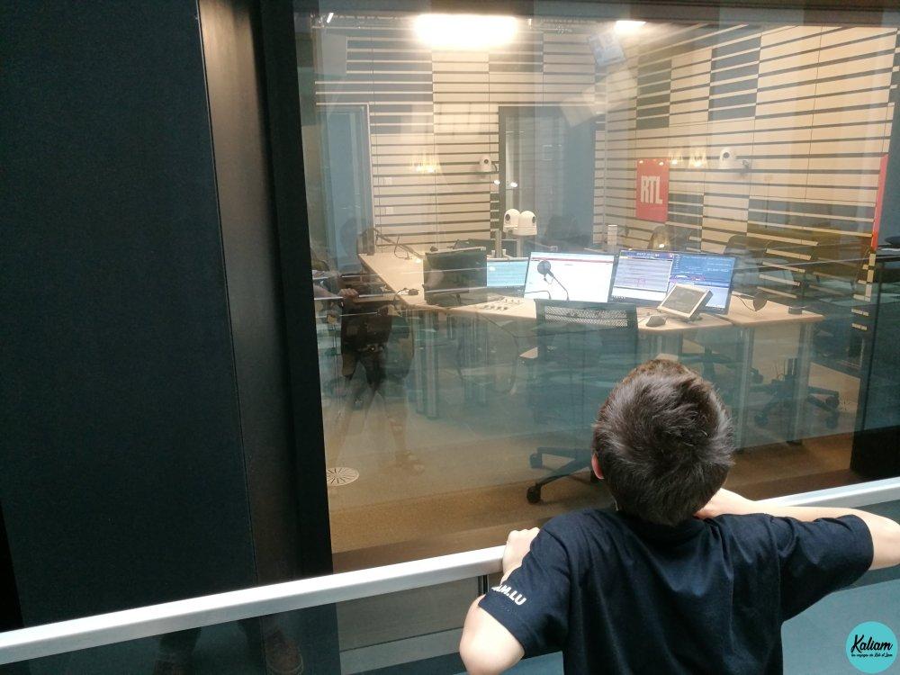 La partie radio