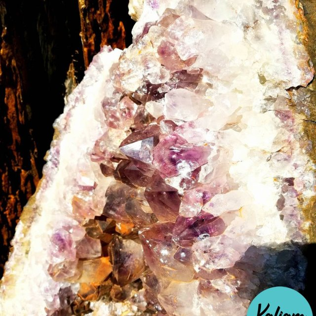 One of many geodes in Wanda Une des nombreuses godeshellip