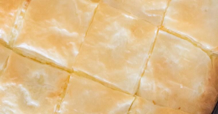 Armenian Cheese Boreg.. Borek..Bereg!