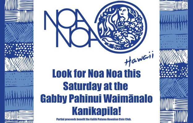 Noa Noa at the Gabby Kanikapila