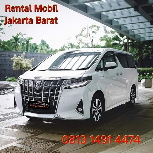 Sewa Mobil Premium Jakarta Barat