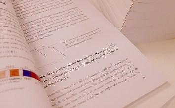 Impression d'une thèse en ligne : comment faire et à quel prix ?