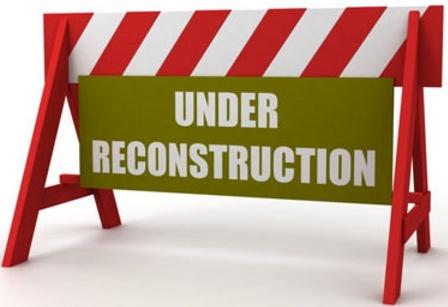under-reconstruction