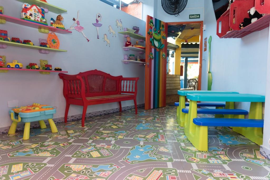 Espaço Kids Pousada Kaliman Ubatuba