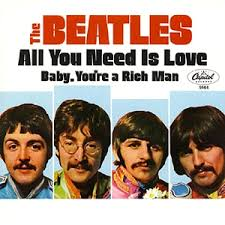 All You Need Is Love by Beatles Easy Kalimba Tab