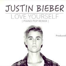 Love Yourself by Justin Bieber Kalimba Tab