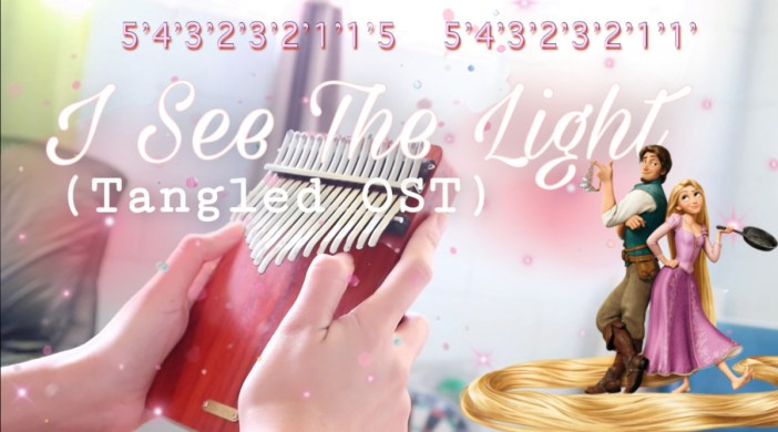 I See The Light - Tangled OST