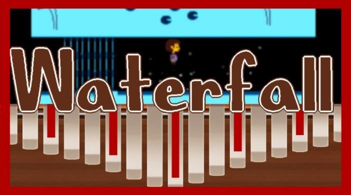 Waterfall - Undertale