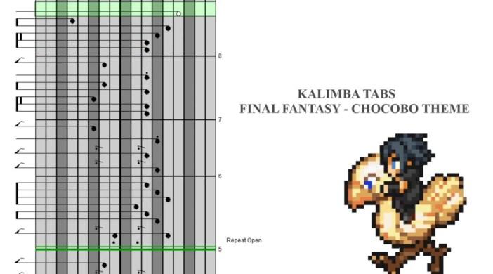 Chocobo Theme - Final Fantasy