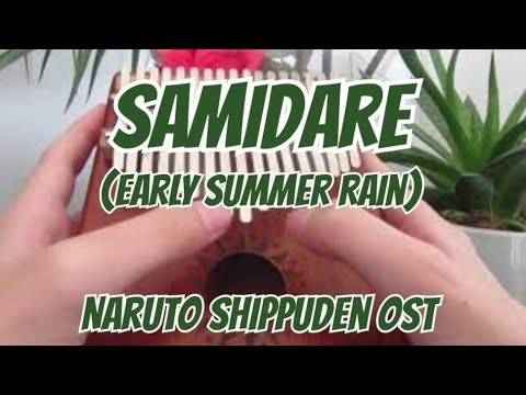 Naruto Shippuden OST - Samidare - Early Summer Rain