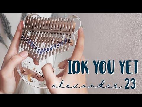 IDK YOU YET - Alexander 23