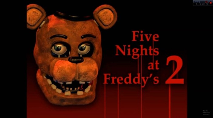 Five Nights At Freddy's - Lullaby Waltz (Easy)