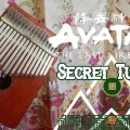 Secret Tunnel!!! (Cave of Two Lovers) Avatar: The Last Airbender Kalimba