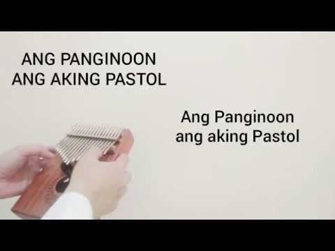 Ang Panginoon Ang Aking Pastol (Salmo 23)