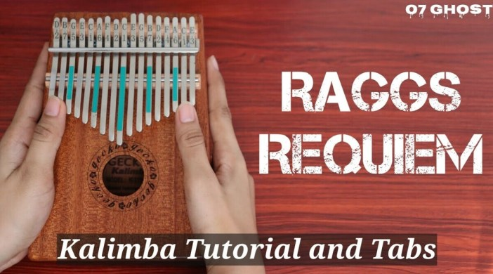 07 Ghost OST - Raggs Requiem