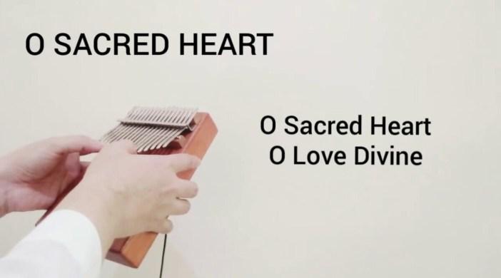 O Sacred Heart, O Love Divine