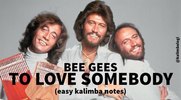 To Love Somebody - Bee Gees