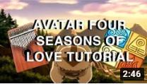 Avatar The Last Airbender Four Seasons of Love