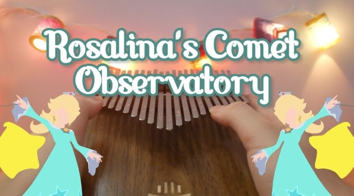 Rosalina's Observatory (Super Mario Galaxy OST)