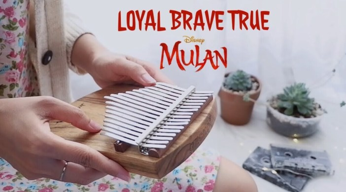 Loyal Brave True - Christina Aguilera (Mulan Ost 2020)