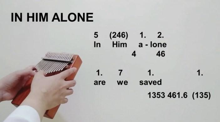 In Him Alone