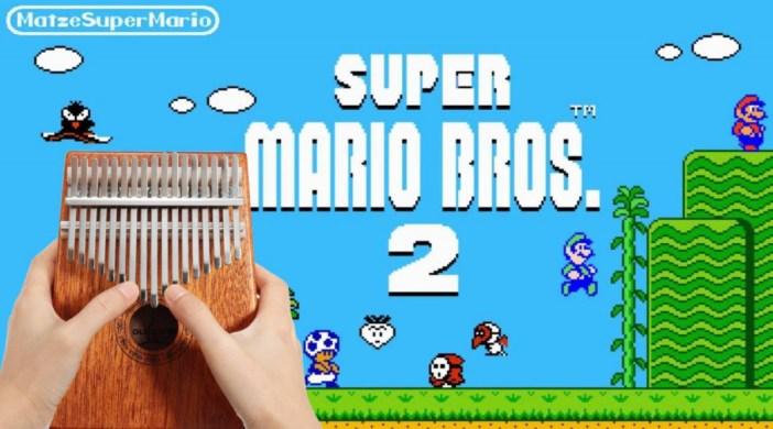 Super Mario Bros. 2 Theme - Overworld