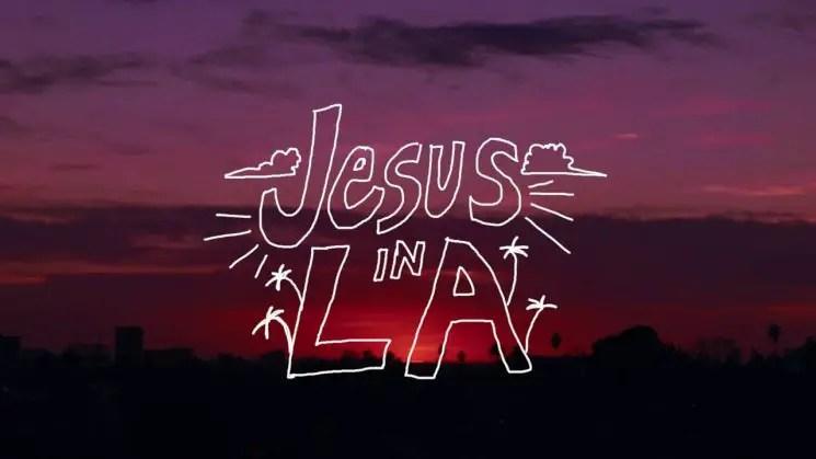 ✝️️ Jesus in LA By Alec Benjamin Kalimba Tabs