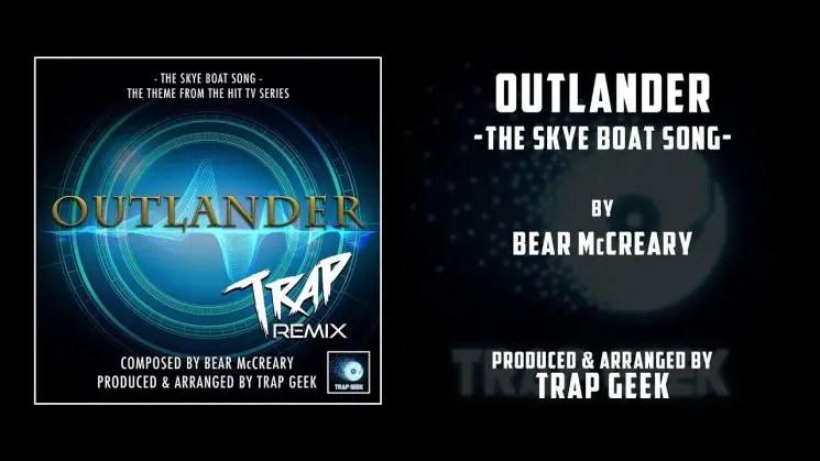 The Skye Boat Song (Outlander Theme) By Bear McCreary Kalimba Tabs
