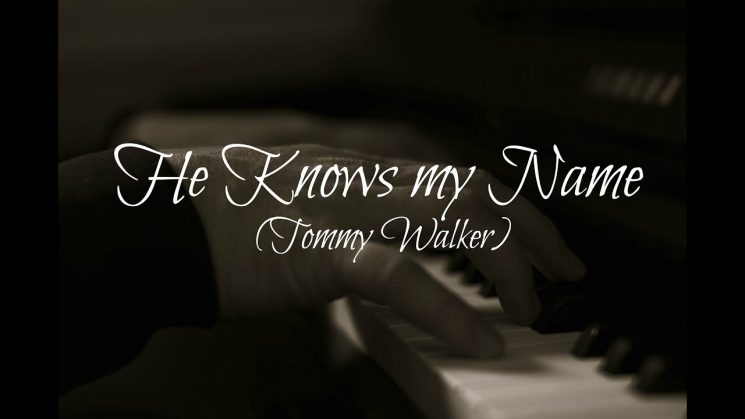 He Knows My Name By Tommy Walker Kalimba Tabs