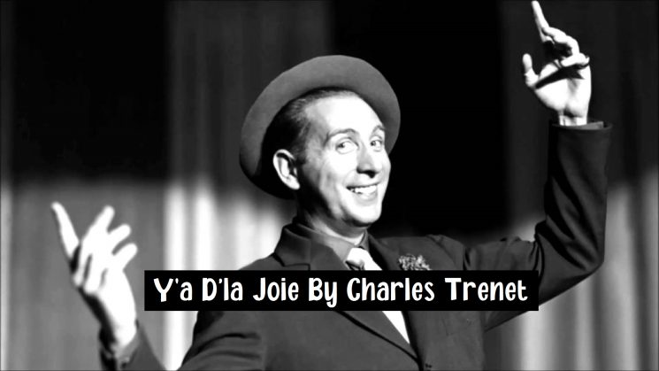 Y'a D'la Joie By Charles Trenet Kalimba Tabs
